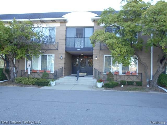 25660 Southfield Rd # A204 Road #204, Southfield, MI 48075 (#2200090428) :: Novak & Associates