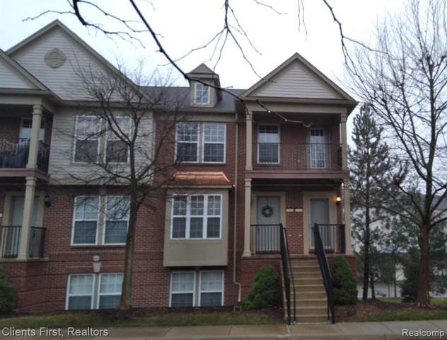 27923 Hopkins Drive, Novi, MI 48377 (#2200090546) :: Keller Williams West Bloomfield