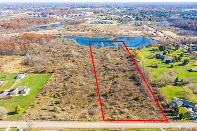 0 Mcwain Road, Grand Blanc Twp, MI 48439 (#2200091660) :: Keller Williams West Bloomfield