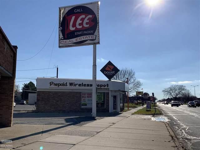 28628 Gratiot Ave, Roseville, MI 48066 (#58050028347) :: Keller Williams West Bloomfield
