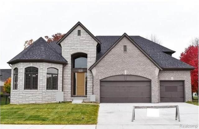 50011 N Anita Way, Macomb Twp, MI 48044 (#2200092113) :: The Alex Nugent Team | Real Estate One