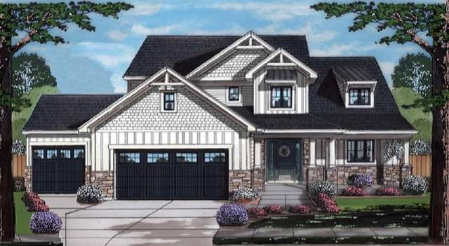 14097 Tupper Lake Way, Fenton Twp, MI 48451 (MLS #5050028711) :: The Toth Team