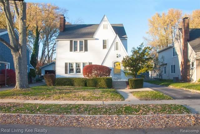 145 Linwood Avenue, Rochester, MI 48307 (#2200093049) :: RE/MAX Nexus