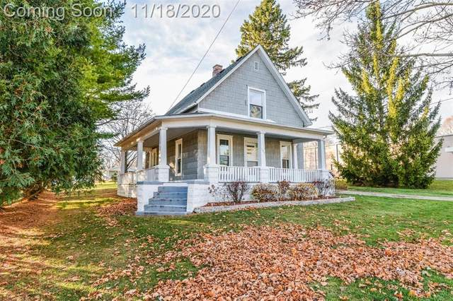 122 Division Street, Manchester Vlg, MI 48158 (#543277511) :: The Alex Nugent Team | Real Estate One