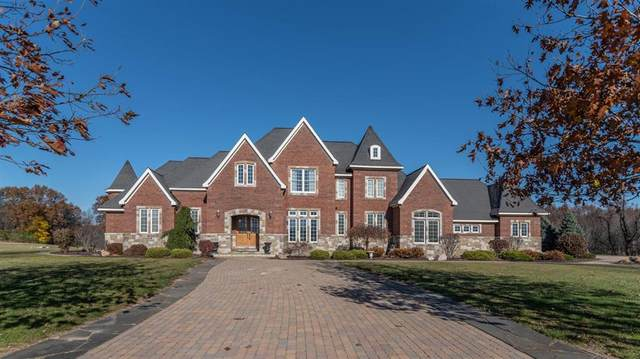 740 Greystone Drive, Lyndon, MI 48118 (#543277520) :: GK Real Estate Team