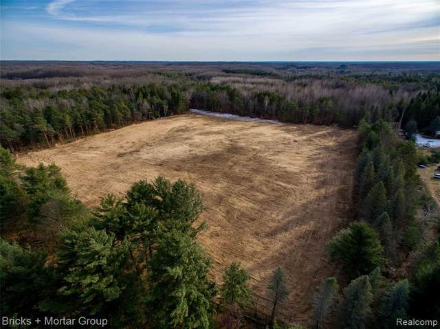 000 E Pierce Road, NEWFIELD TWP, MI 49421 (#2200093668) :: The Alex Nugent Team | Real Estate One