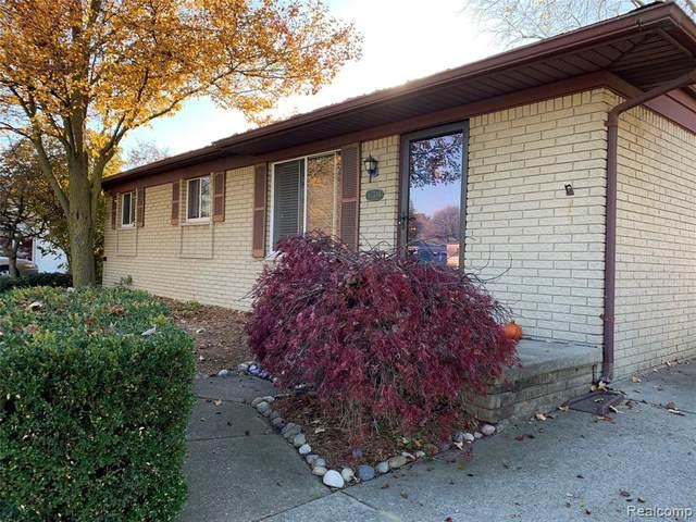 42339 Utah Drive, Sterling Heights, MI 48313 (#2200094355) :: The Alex Nugent Team | Real Estate One