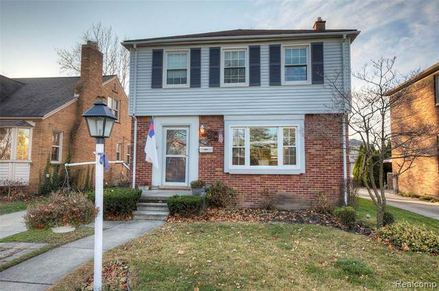 1719 N Mildred Street, Dearborn, MI 48128 (#2200094589) :: Robert E Smith Realty