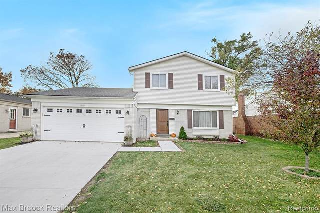 30229 Westmore Drive, Madison Heights, MI 48071 (#2200095018) :: Robert E Smith Realty