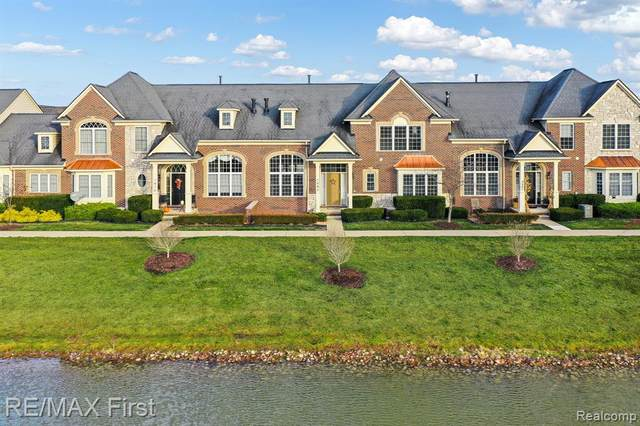 1587 W Lakeview Lane, Canton Twp, MI 48187 (#2200095596) :: Real Estate For A CAUSE