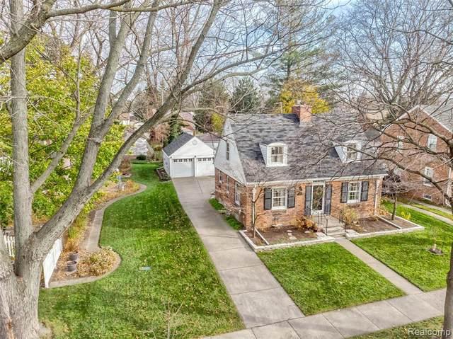125 S Rosevere Avenue, Dearborn, MI 48124 (#2200095740) :: The Alex Nugent Team | Real Estate One