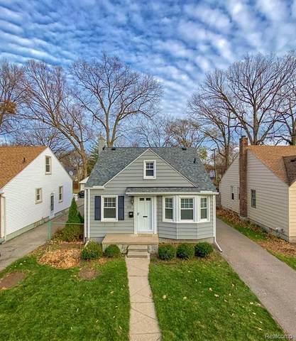 1515 Etowah Avenue, Royal Oak, MI 48067 (#2200095783) :: The Alex Nugent Team | Real Estate One