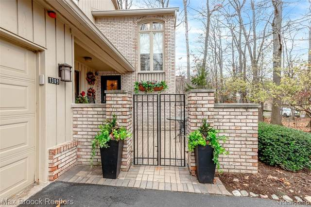 1309 Knollcrest Cir # L-46, Bloomfield Twp, MI 48304 (#2200096241) :: The Mulvihill Group
