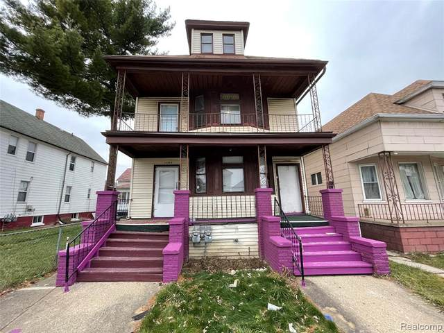 11579 Lumpkin Street, Hamtramck, MI 48212 (#2200097129) :: The Alex Nugent Team | Real Estate One