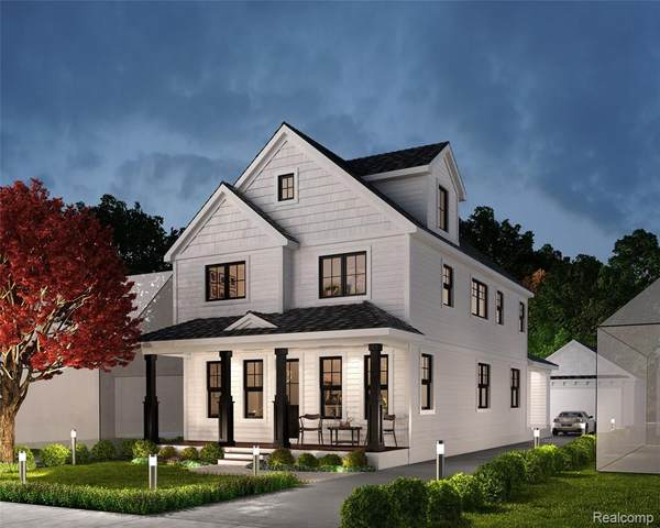 457 E Southlawn Boulevard, Birmingham, MI 48009 (#2200097247) :: The Alex Nugent Team | Real Estate One