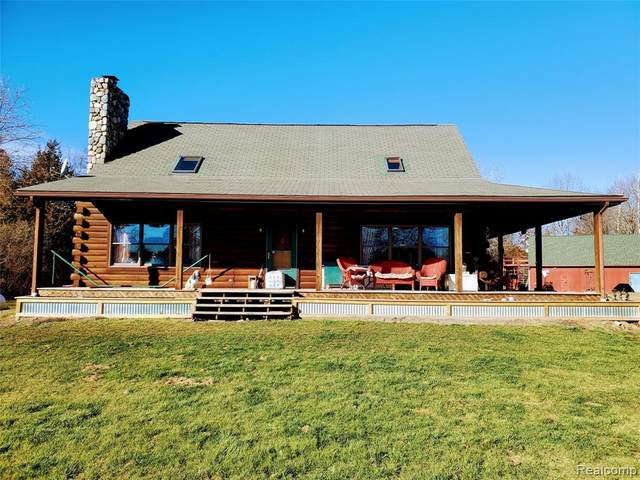 8688 Joey Drive, Putnam Twp, MI 48169 (#2200097259) :: Duneske Real Estate Advisors