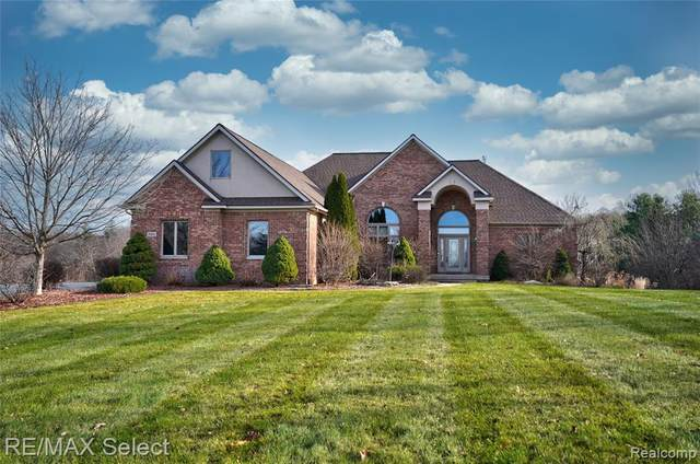 11405 N Fenton Road, Fenton Twp, MI 48430 (#2200097281) :: The Alex Nugent Team | Real Estate One