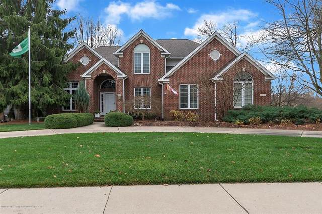 16837 Thorngate Road, Bath Twp, MI 48823 (#630000251736) :: Keller Williams West Bloomfield