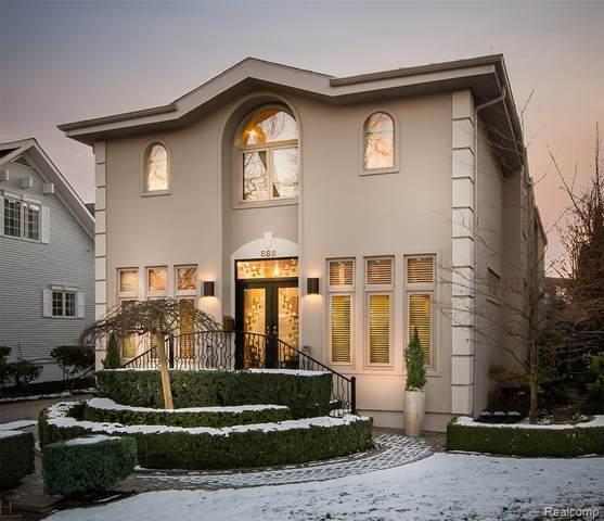 888 Purdy Street, Birmingham, MI 48009 (#2200097956) :: The Alex Nugent Team | Real Estate One