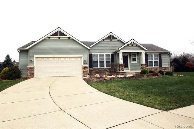 13689 Pearwood, Dewitt, MI 48820 (#2200098443) :: The BK Agency