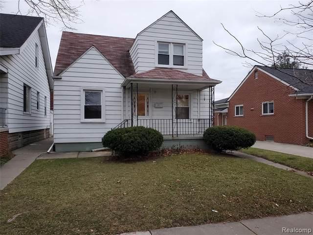 14329 Wellesley Street, Dearborn, MI 48126 (#2200098461) :: The Alex Nugent Team | Real Estate One