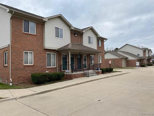 18530 E 14 MILE RD APT 1,3,6,7,8, Fraser, MI 48026 (#2200098479) :: The Alex Nugent Team | Real Estate One