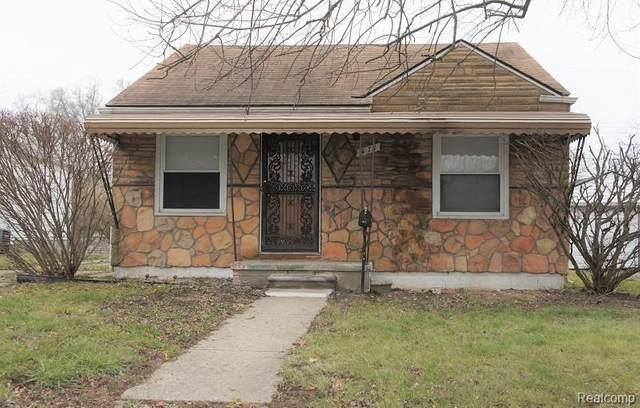 471 Montana Avenue, Pontiac, MI 48341 (#2200100043) :: Real Estate For A CAUSE