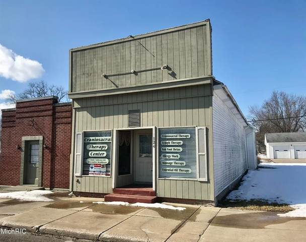 124 S Kalamazoo Street, White Pigeon Vlg, MI 49099 (#68020025180) :: Robert E Smith Realty