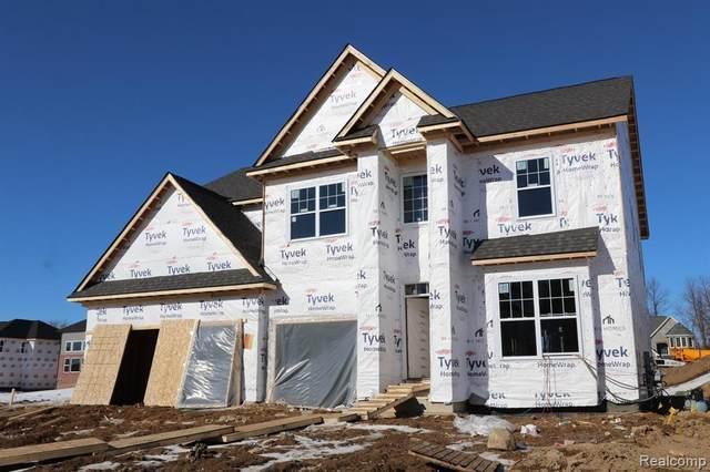 43604 Ellesmere Circle, Novi, MI 48377 (#2200101416) :: Duneske Real Estate Advisors