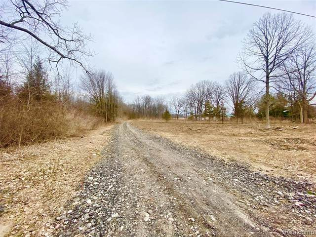 0 Corunna Road, Clayton Twp, MI 48473 (#2200101697) :: Real Estate For A CAUSE