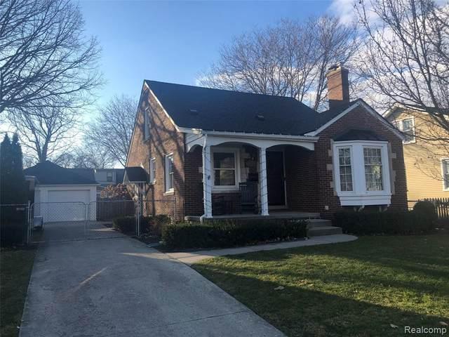 745 Loraine Street, Grosse Pointe, MI 48230 (#2200101705) :: The Alex Nugent Team | Real Estate One