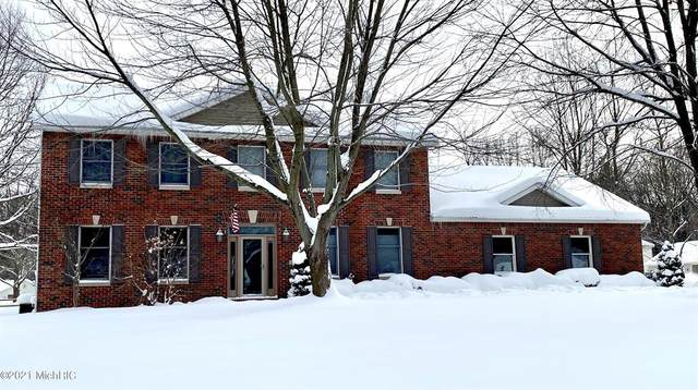 13586 E Park Court, Grand Haven Twp, MI 49417 (#71020049214) :: The BK Agency