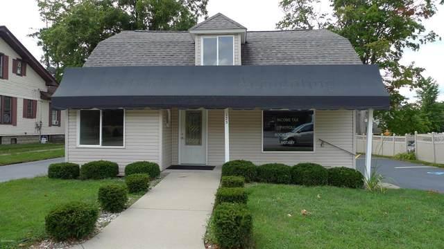 123 S Main Street, Cedar Springs, MI 49319 (#65019018855) :: Duneske Real Estate Advisors