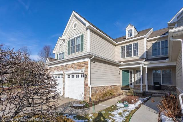 26416 Fieldstone Drive, Novi, MI 48374 (#2210000591) :: The Alex Nugent Team | Real Estate One