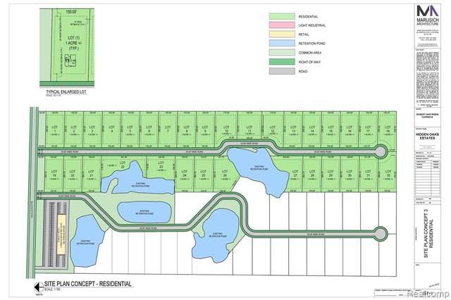 0 Oakville Waltz Road N, Ash Twp, MI 48164 (#2210000713) :: The Alex Nugent Team | Real Estate One