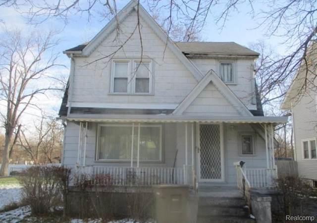 91 S Shirley Street, Pontiac, MI 48342 (MLS #2210001374) :: The Toth Team