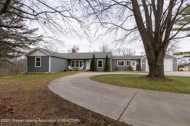 1332 W Clark Road, Dewitt Twp, MI 48820 (MLS #630000252371) :: The John Wentworth Group