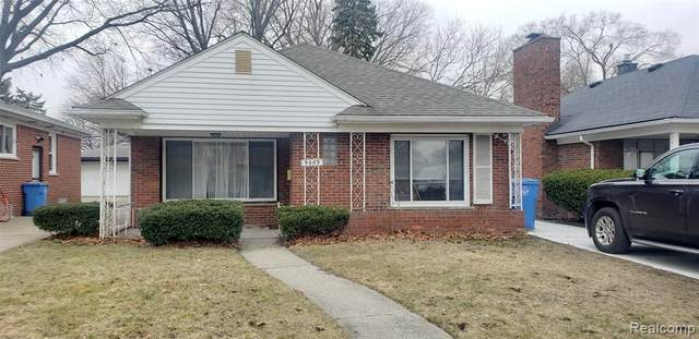 5669 Hubbell Street, Dearborn Heights, MI 48127 (#2210001621) :: The Mulvihill Group