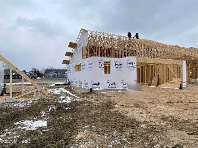 4711 W Wind Drive #43, Laketown Twp, MI 49423 (#71021000995) :: The Alex Nugent Team | Real Estate One