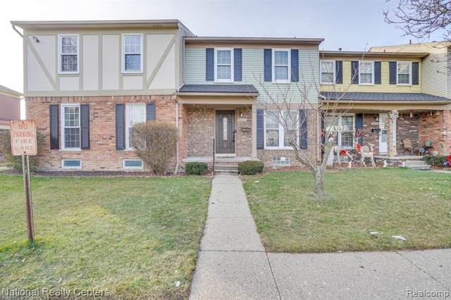 36423 Park Place Drive, Sterling Heights, MI 48310 (#2210002689) :: Keller Williams West Bloomfield