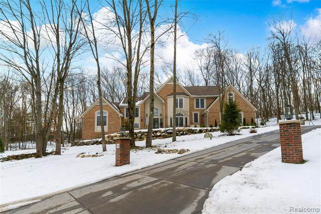 1865 Hickory Valley Road, Milford Twp, MI 48380 (#2210002831) :: BestMichiganHouses.com