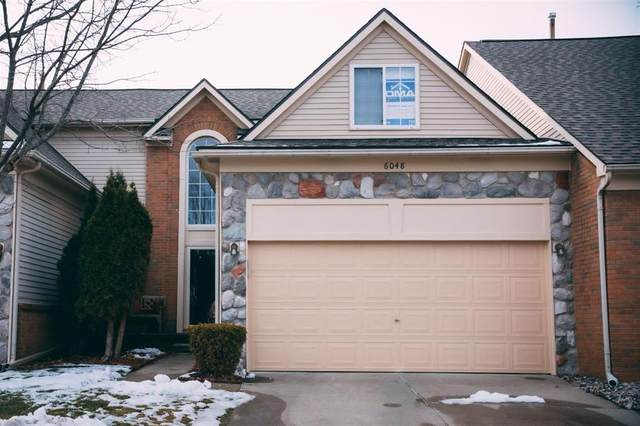 6048 Pine Cone Drive, Grand Blanc, MI 48439 (MLS #543278339) :: The John Wentworth Group