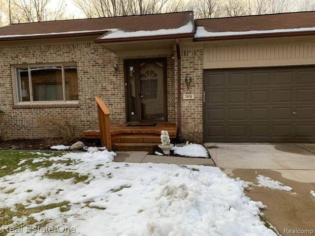 7431 Tall Timbers #181, West Bloomfield Twp, MI 48322 (#2210003251) :: The Alex Nugent Team   Real Estate One
