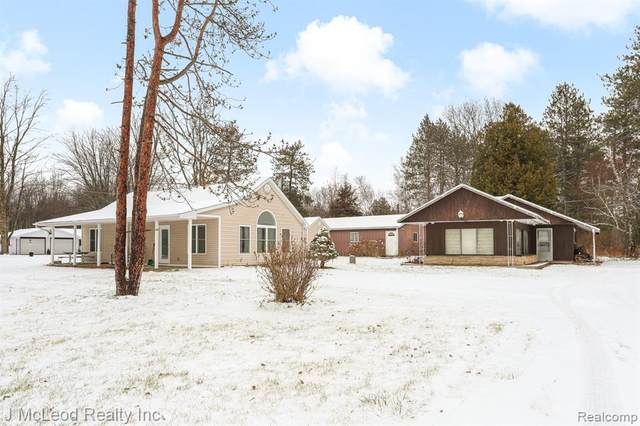 6755 State Road, Vassar Twp, MI 48746 (#2210003353) :: GK Real Estate Team
