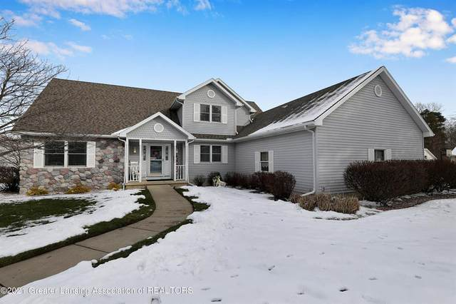 11689 Woodspointe Drive, Oneida Twp, MI 48837 (#630000252537) :: The Mulvihill Group