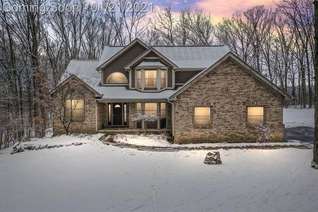 11460 Hearthside Drive, Putnam Twp, MI 48169 (#543278363) :: GK Real Estate Team