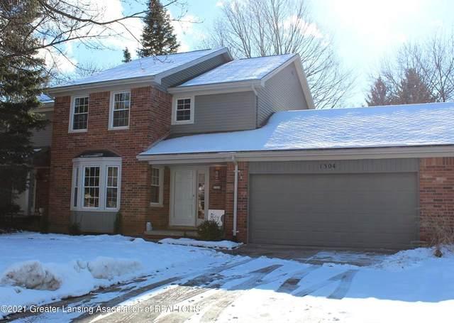 1304 Glenmeadow Lane #32, East Lansing, MI 48823 (#630000252556) :: The Alex Nugent Team   Real Estate One
