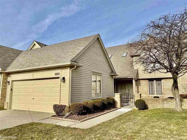 17004 Crystal, Macomb Twp, MI 48042 (#58050032408) :: The Alex Nugent Team | Real Estate One