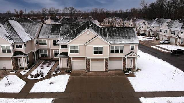 614 Fieldstone Cir E, Chelsea, MI 48118 (#543278373) :: The Alex Nugent Team | Real Estate One