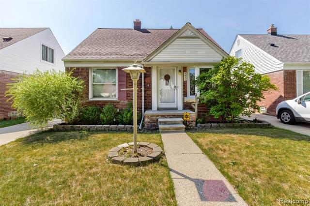 3420 Smith Street, Dearborn, MI 48124 (MLS #2210003771) :: The John Wentworth Group